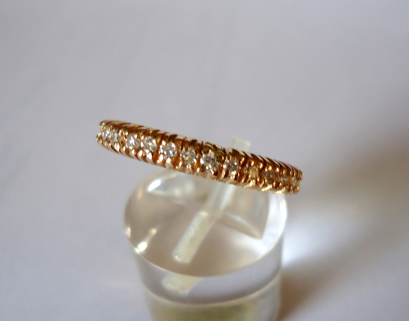 GS 495 Aliance briljant ring